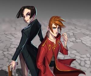 lila and kell image