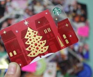 starbucks, christmas, and tumblr image