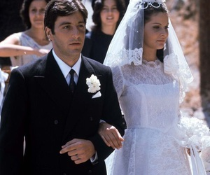 The Godfather and wedding image