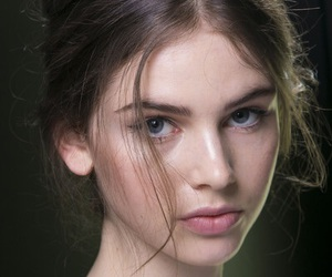 beauty, face, and faces image