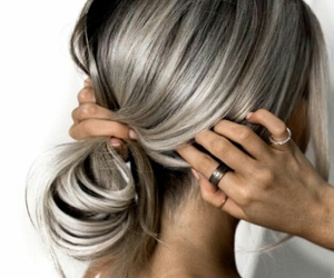 goals, messy, and silver hair image