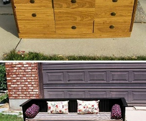 couch, diy, and home image