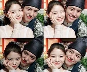 kdrama, park bo gum, and kim yoo jung image