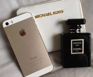 iphone, Michael Kors, and chanel image