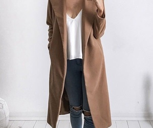 coat, style, and outfit image