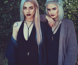 best friends, gorgeous, and twins image