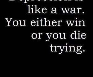 depression, war, and die image