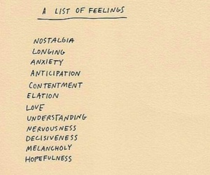 feelings, quotes, and nostalgia image