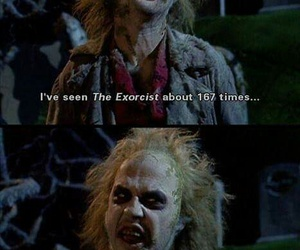 movie, beetlejuice, and funny image