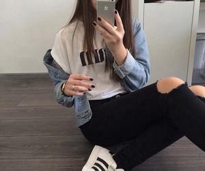 adidas, style, and grunge image