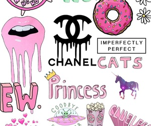 chanel, fashion, and hipster image