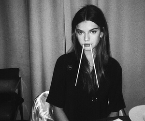 model, sonia ben ammar, and girl image
