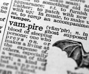 vampire, aesthetic, and book image