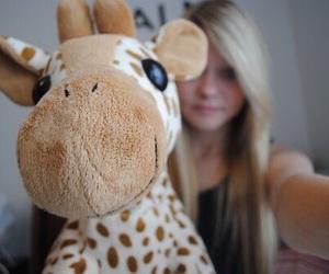 giraffe, tumblr, and toys image