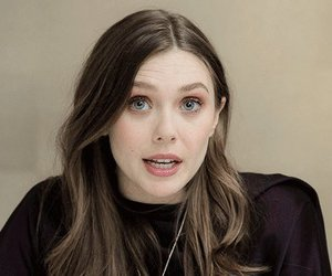 actress, beautiful, and elizabeth olsen image