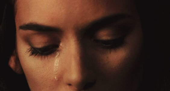 cry, Dracula, and sad image