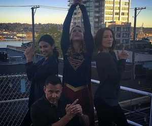 Supergirl and melissa benoist image