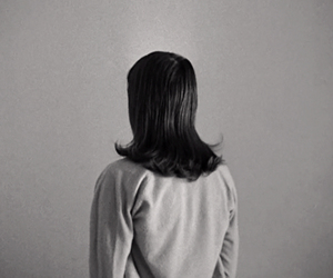 60s, anna karina, and black and white image
