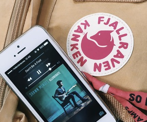 album, fjallraven kanken, and music image