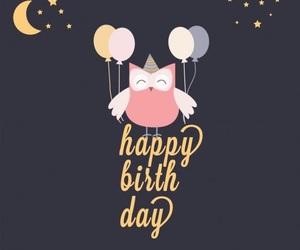 birthday, congratulations, and happy image