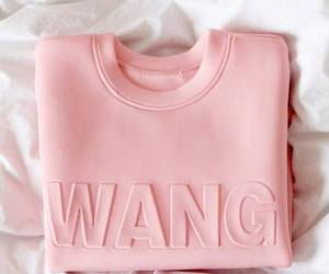 pink, fashion, and wang image
