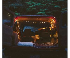 camping, hiking, and travel image