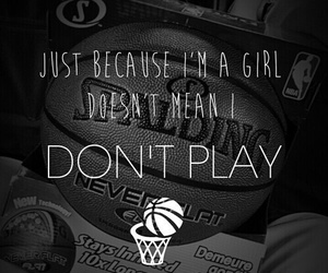 Basketball and quotes image