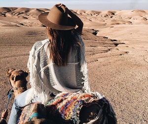 beauty, places, and desert image
