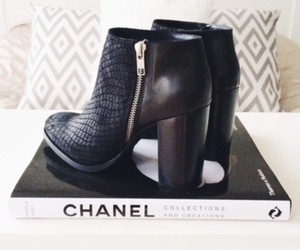 chanel, shoes, and fashion image