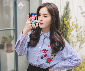autumn, style, and ulzzang image