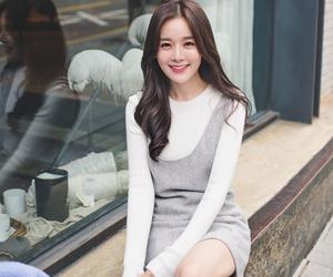 autumn, fashion, and kim shin yeong image