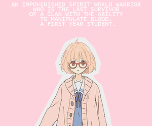 girl, pastel, and pink image