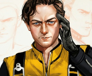 dessin, draw, and james mcavoy image