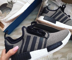 adidas, fashion, and sneakers image