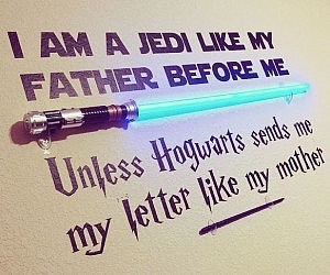 harry potter and star wars image