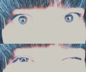 eyes, retrica, and frangia image