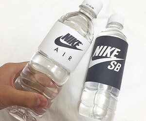 nike and water image