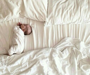 baby, sleep, and funny image