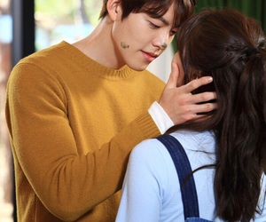 suzy, uncontrollably fond, and kim woo bin image