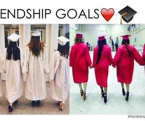 friendship, girls, and goals image