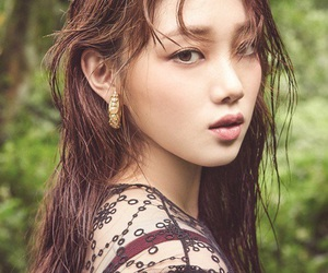 actress, model, and lee sung kyung image