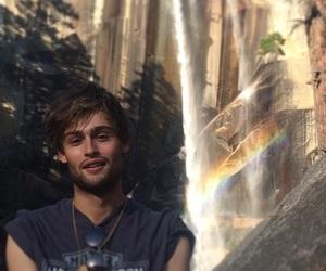 douglas booth and waterfall image