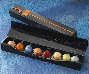 miniature, solar system, and sun image