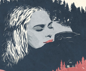 art, tv series, and clarke griffin image