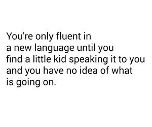 bilingual, funny, and idiomas image