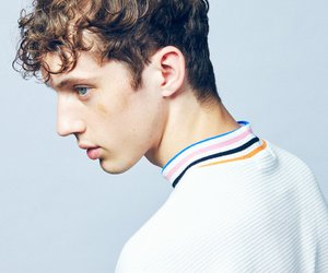 troye sivan, blue, and troye image