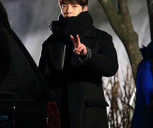 actor, kdrama, and woobin image