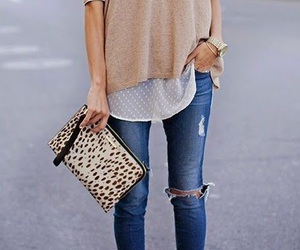 chic, fashion, and cute image