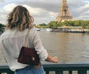 fashion, paris, and hair image