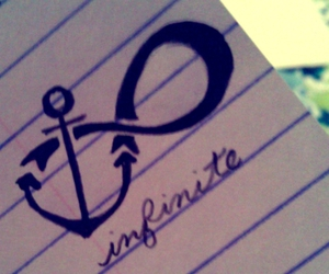 anchor and infinity image